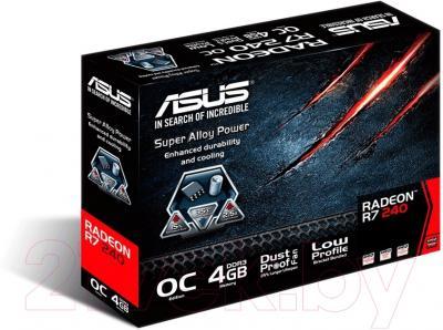 Видеокарта Asus R7240-OC-4GD3-L