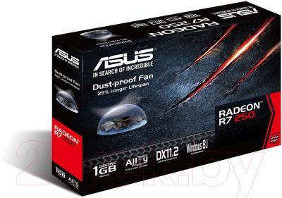 Видеокарта Asus R7250-1GD5