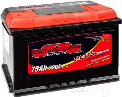 Автомобильный аккумулятор Sznajder Plus 575 19 (75 А/ч)
