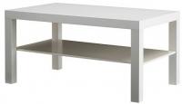 Журнальный столик Ikea Лакк 000.950.36 (белый) -