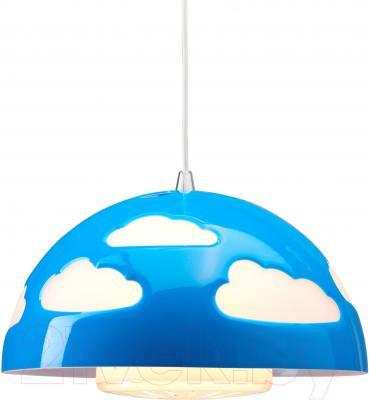 Светильник Ikea Скойг 001.660.95 (синий)