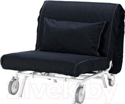 Чехол на кресло-кровать Ikea ПС 001.848.05 (темно-синий)