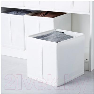 Набор коробок для хранения Ikea Скубб 001.863.95