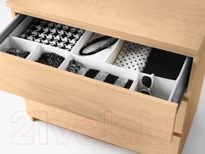 Набор коробок для хранения Ikea Скубб 001.926.31