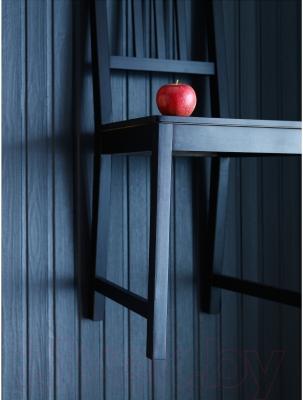Стул Ikea Стефан 002.110.88 (коричнево-черный)