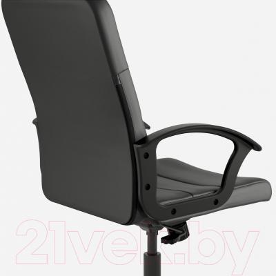 Кресло офисное Ikea Торкель 002.124.84 - вид сзади