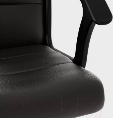 Кресло офисное Ikea Торкель 002.124.84 - обивка из искусственной кожи