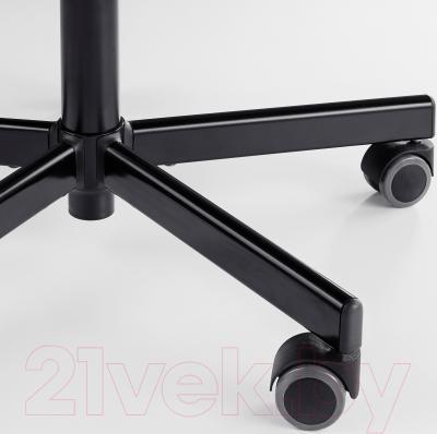 Кресло офисное Ikea Торкель 002.124.84 - колесики автоматически блокируются, когда стул не используется