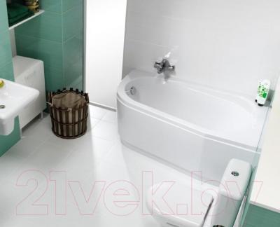 Ванна акриловая Cersanit Ariza 140x85 R (с ножками)