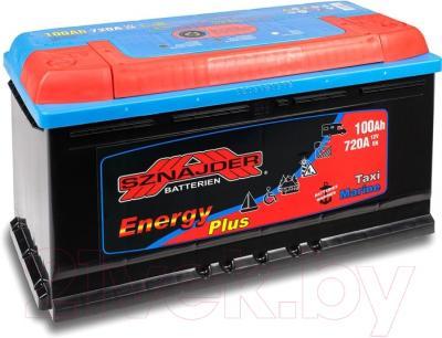 Автомобильный аккумулятор Sznajder Energy \R 100 (100 А/ч)
