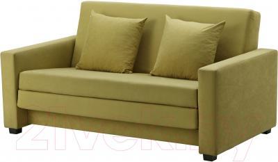 Диван-кровать Ikea Бигдео 002.169.86 (зеленый)