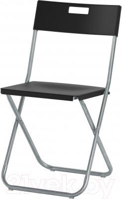 Стул Ikea Гунде 002.177.97 (черный)