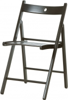 Стул Ikea Терье 002.224.40 (черный) -
