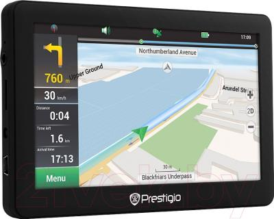 GPS навигатор Prestigio GeoVision 5056 Navitel / PGPS5056CIS04GBNV