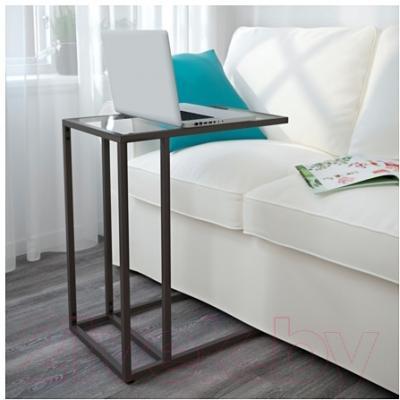 Приставной стол Ikea Витшё 002.502.49 - в интерьере