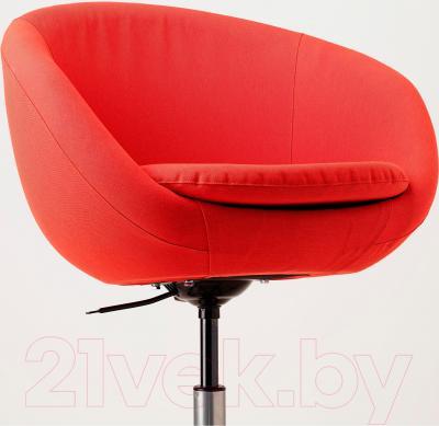 Кресло офисное Ikea Скрувста 002.800.05 - вид спереди