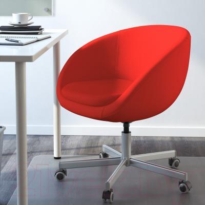 Кресло офисное Ikea Скрувста 002.800.05 - в интерьере