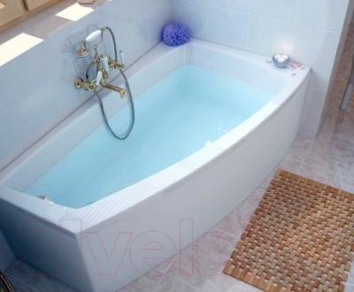 Ванна акриловая Cersanit Lorena 150х90 R (с ножками)