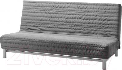 Чехол на диван - 3 местный Ikea Бединге 003.064.06 (светло-серый)