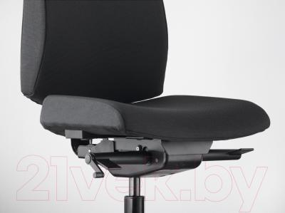 Кресло офисное Ikea Вольмар 003.201.91 - вид спереди