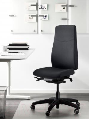Кресло офисное Ikea Вольмар 003.201.91 - в интерьере