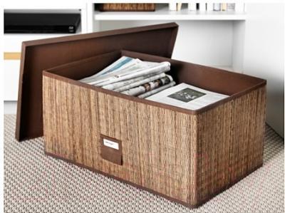 Ящик для хранения Ikea Моторп 101.164.20