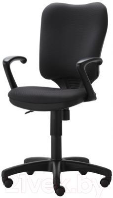 Кресло офисное Ikea Бьергульф 101.604.70 (серый)