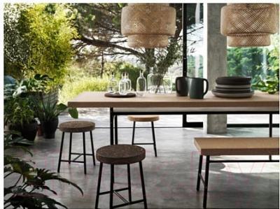 Табурет Ikea Синнерлиг 103.057.79 (пробка/естественный)