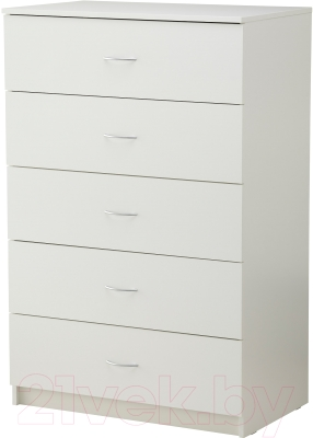 Комод Ikea Тодален 103.075.23 (белый)