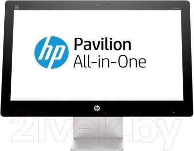 Моноблок HP Pavilion 27-n110ur (T1H22EA)