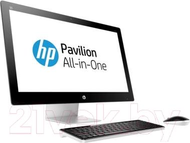Моноблок HP Pavilion 27-n114ur (V2E54EA)