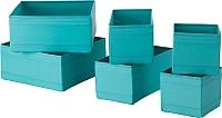 Набор коробок для хранения Ikea Скубб 103.239.57 -