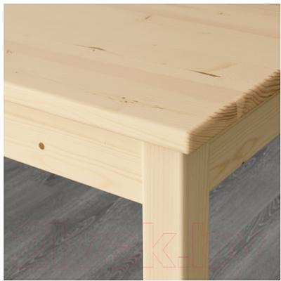 Обеденный стол Ikea Ингу 146.300.09 (сосна)
