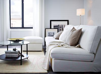 Торшер Ikea Алэнг 200.291.49 (белый, никелированный)