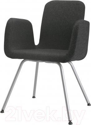 Стул офисный Ikea Патрик 200.646.23 (темно-серый Уллеви)