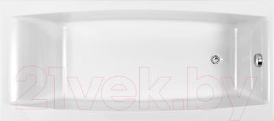 Ванна акриловая Cersanit Virgo 140x75 (с ножками)