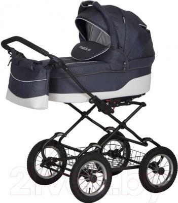 Детская универсальная коляска Riko Modus Classic 2 в 1 (05)