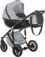 Детская универсальная коляска Anex Sport Print 2 в 1 (AB01) -