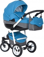 Детская универсальная коляска Riko Nano 3 в 1 (02) -
