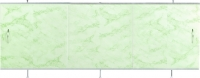 Экран для ванны Oda Универсал 1.50 (светло-зеленый мрамор) -