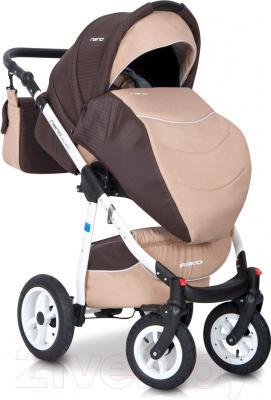 Детская универсальная коляска Riko Nano 3 в 1 (07)