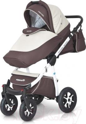 Детская универсальная коляска Riko Mondo Ecco 3 в 1 (25)