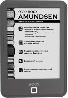 Электронная книга Onyx Boox Amundsen (серый)