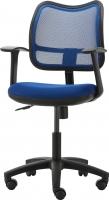 Кресло офисное Ikea Одфин 201.453.18 (синий) -