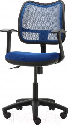 Кресло офисное Ikea Одфин 201.453.18 (синий)