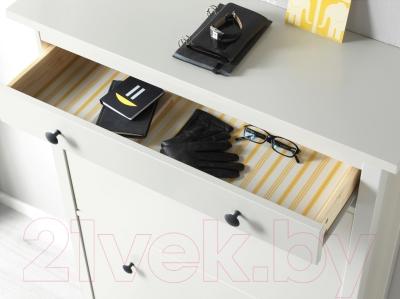 Тумба для обуви Ikea Хемнэс 201.695.59