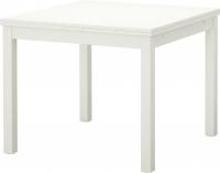 Обеденный стол Ikea Бьюрста 202.047.51 (белый) -