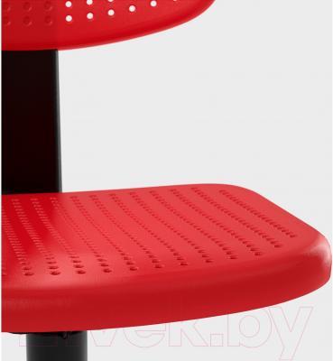 Стул офисный Ikea Альрик 202.108.94 - пластиковое сиденье