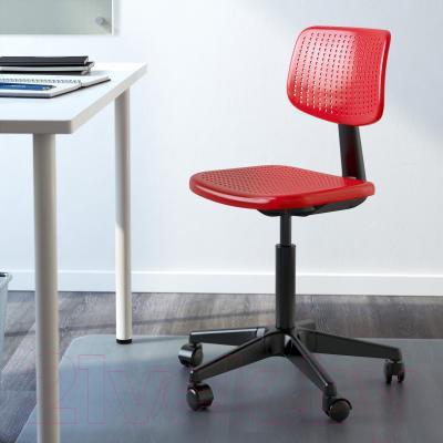 Стул офисный Ikea Альрик 202.108.94 - в интерьере