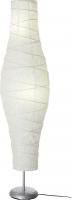 Торшер Ikea Дудеро 202.135.95 (серебристый/белый) -